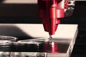 Laser Pleksiglas Kesim